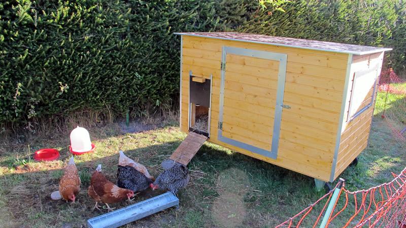 Hühnerstall Referenzen 03