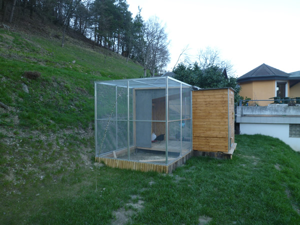 Hühnerhaus Referenz 10