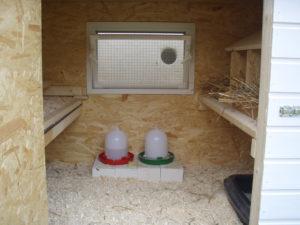 Hühnerstall Referenz 18