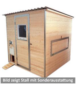 Hühnerhaus Enders Maxi