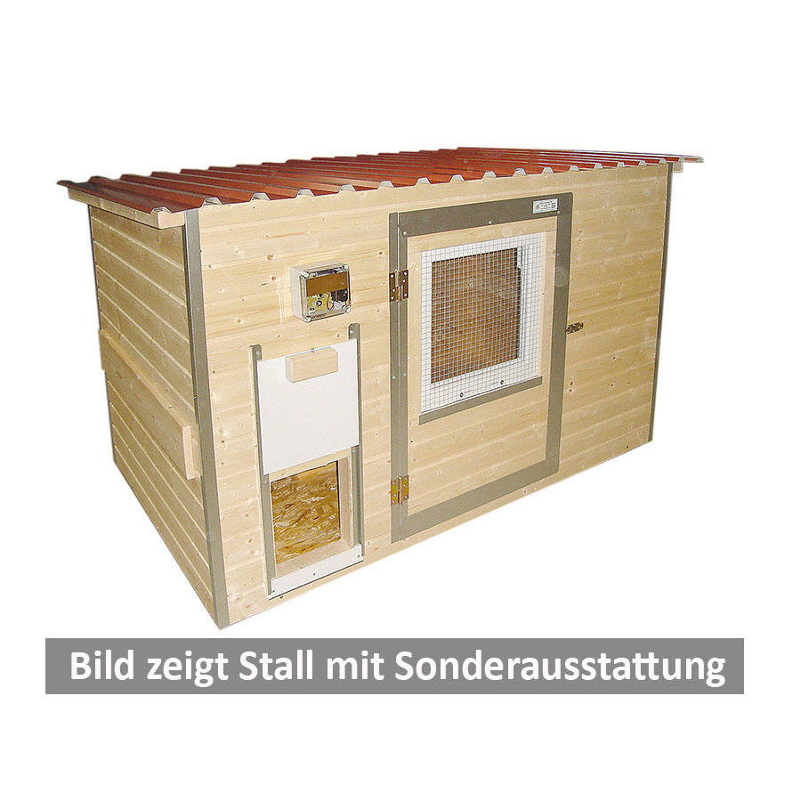 Hühnerstall Arent