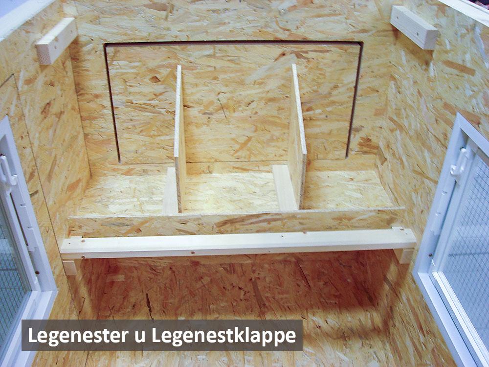 Legenester Arent Berger