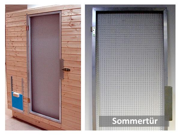 Sommertür für Stall
